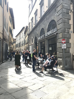 Via Nazionale, Cortona