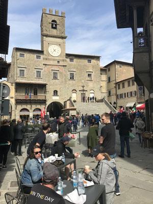 Piazza, Cortona