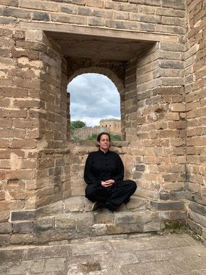 Meditation auf der Chinesischen Mauer 2019