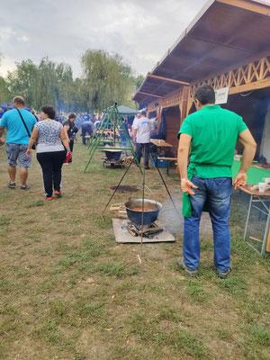 Gulasch-Festival in Hajdúböszörmény