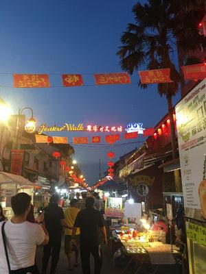 Melakka - Jonker Night Market