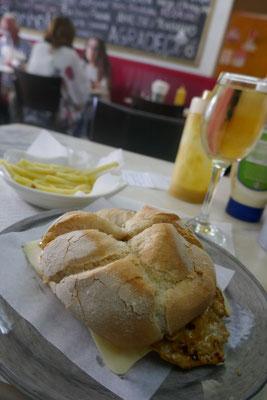 Evora - Bifana