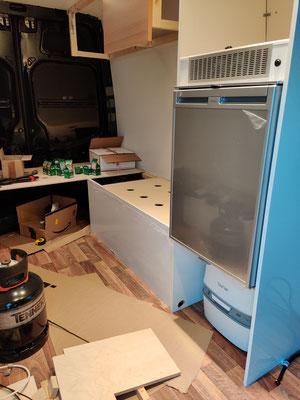 Kühlschrank-Lüfter