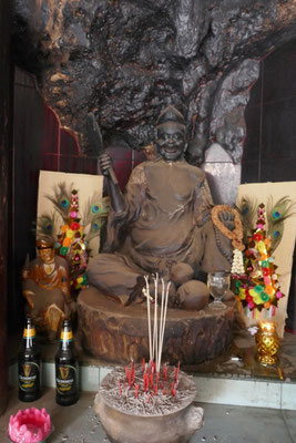 Ling Sen Tong Tempel - Ipoh