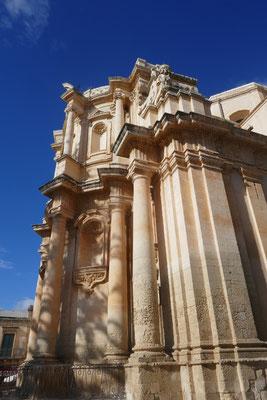 spätbarocke UNESCO-Welterbestadt Noto