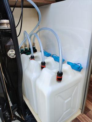 Frischwassersystem