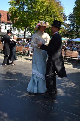 Historischer Markt Bad Essen - Tanztee