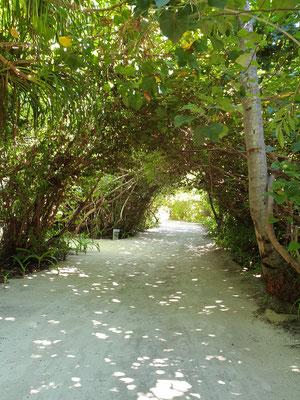 Amari Havodda Barfußinsel