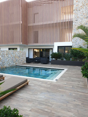 superior Suite mit privatem Pool Lango Design Hotel