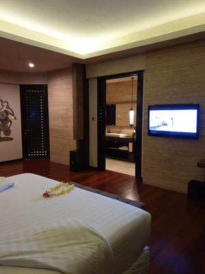 Seminyak Beach Resort Suite