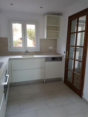 Küchen Vorbereitung Mallorca