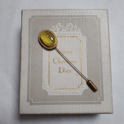 SOLD Christian Dior signed stickpin. €148