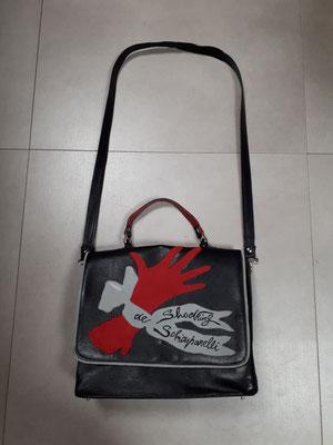 KARINA bag, all leather €480