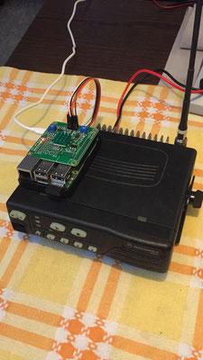 Engineering Portable DMR HotSpot