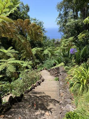 Der Tropische Garten war aber eindeutig der bessere ..