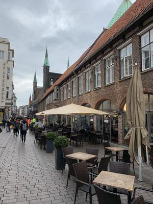 ... und Bilderbuch-Altstadt ...