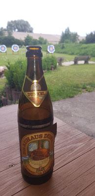 Dunkles Bier.