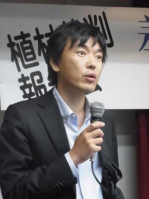 報告集会 小野寺信勝弁護士 2017.10.13