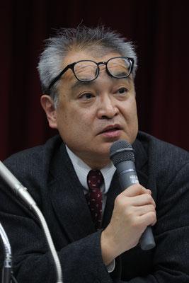 札幌地裁判決後の記者会見 植村隆氏 2018.11.9