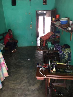 Die Schneiderei von Beninoise