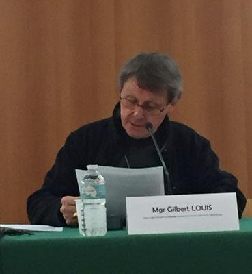 « Eglises ouvertes, quels enjeux ? » par Mgr Gilbert Louis, responsable de l'antenne « Culture et foi » du diocèse de Séez