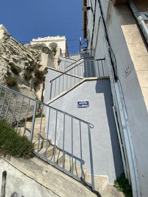 Escaliers du Prophète