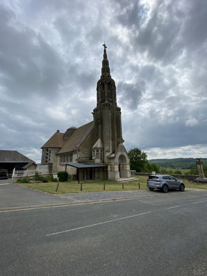 L'église de Matigny-Coupierre