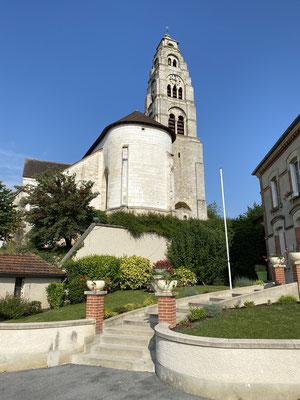 L'église de Condé-sur-Marne