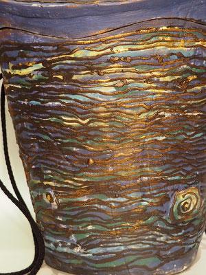 """Urne """"Joel"""",Detail"""