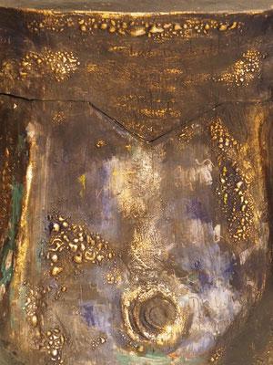 "Urne ""Pharao"", Detailansicht"