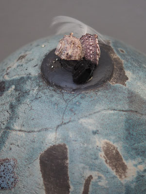 "Urne ""Turmalin"", Detail"