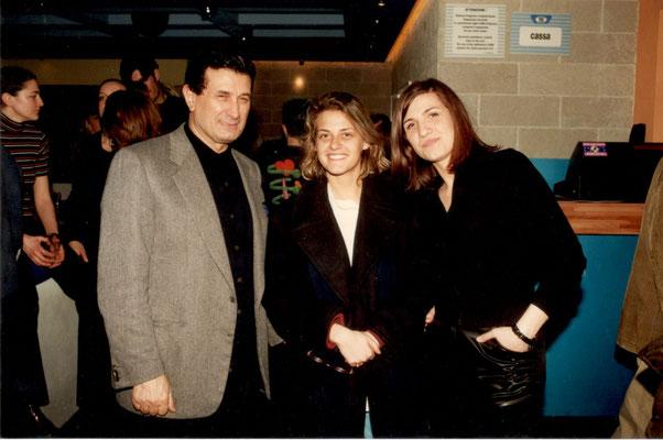 Armando Casodi con Irene Grandi