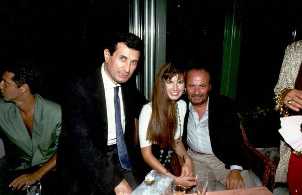 Armando Casodi con Federica Moro