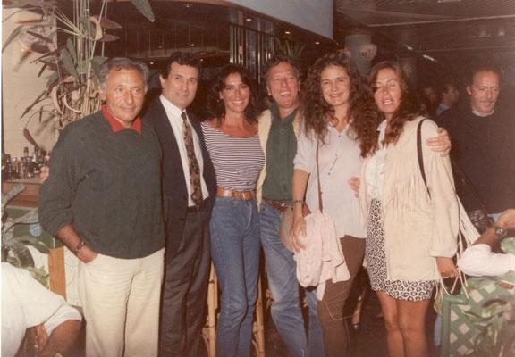 Armando Casodi, Mogol, Rosaria Panatta e Mario Lavezzi