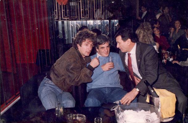 Armando Casodi con Francesco Nuti