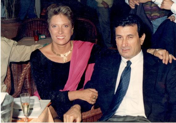 Armando Casodi con Gianna Tani