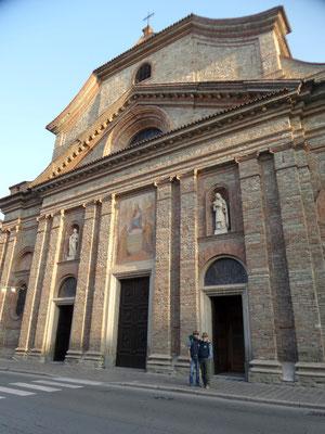 Chiesa di S. Francesco - Diocesi di Acqui ( sec. XV; XVI; XX )