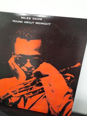 マイルス・ディヴィス「ラウンド・アバウト・ミッドナイト」(1955-56録音 CBS)