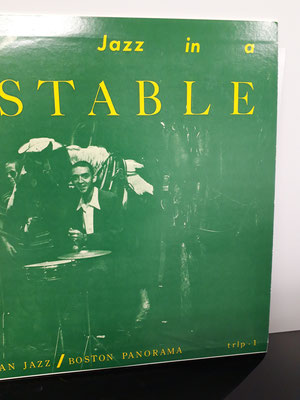 ハーブ・ポメロイ「ジャズ・イン・ア・ステイブル」(1955年3月13日ライブ録音 ボストン『ステイブル』)