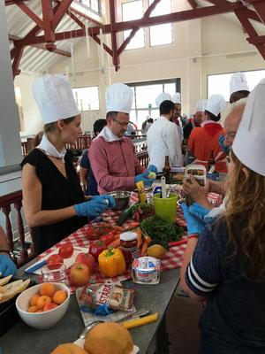 Atelier culinaire Biarritz