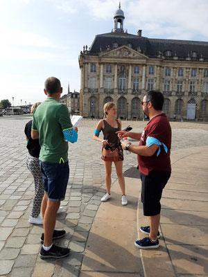 Jeu de piste Bordeaux