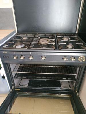 cuisinière gaz 5 feux