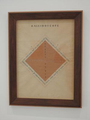 Museo Reina Sofia, Vincente Huidobro - Caleidoscope