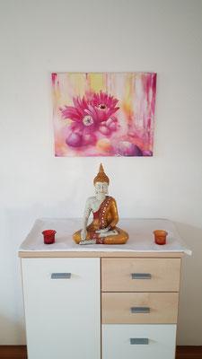 Acryl auf Leinwand 40x50 CHF 330.-