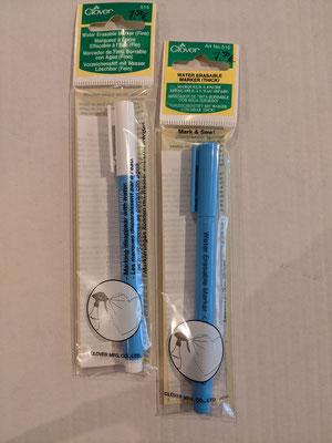 Markierstift wasserlöslich, dünn oder breit - 7,50€