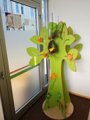 Unser Jahreszeitenbaum