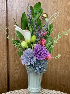 プリザーブド&アーティフィシャルフラワーお供え花