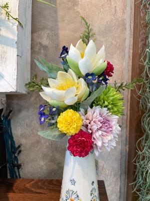 造花お供え花