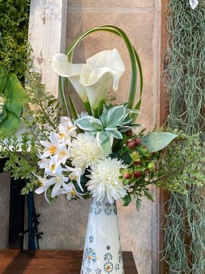 造花のお供え花
