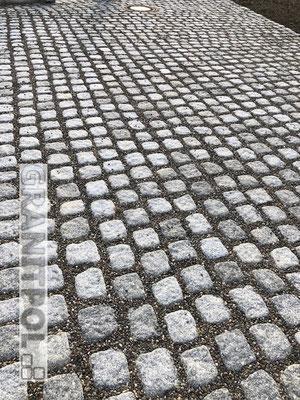 Pflastersteine Aus Granit Granitpolde